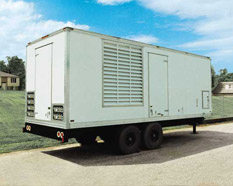 Genset Weather Resistant